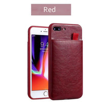 Genuine Leather Mobile Phone Case for iPhone and Samsung (FREE SHIPPING)