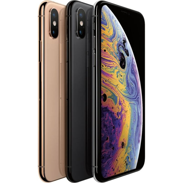 Apple iPhone XS - Factory Unlocked Smartphone (FREE SHIPPING)