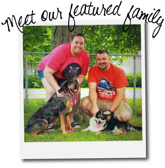 Meet Djoko & Carolyn who are hoping to become first-time parents through adoption!