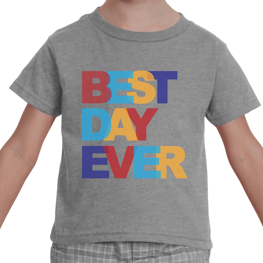 Best Day Ever T-Shirt - Kids