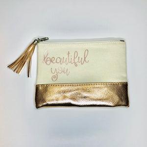 Beautiful You Canvas Bag