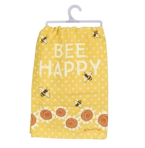 Bee Happy Towel