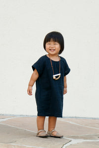 Mini Chloe in Navy