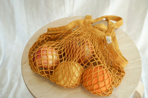 MARKET BAG - OSAGE ORANGE