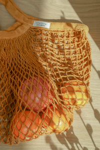 MARKET BAG - YELLOW ONION