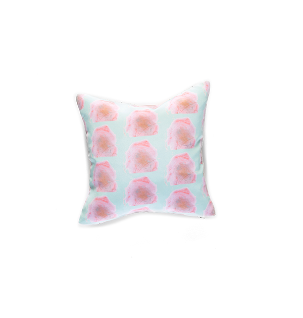 DESERT ROSE DECORATIVE PILLOW