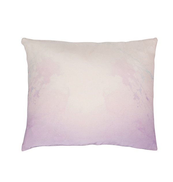 Violet Bliss Ombré Pillow