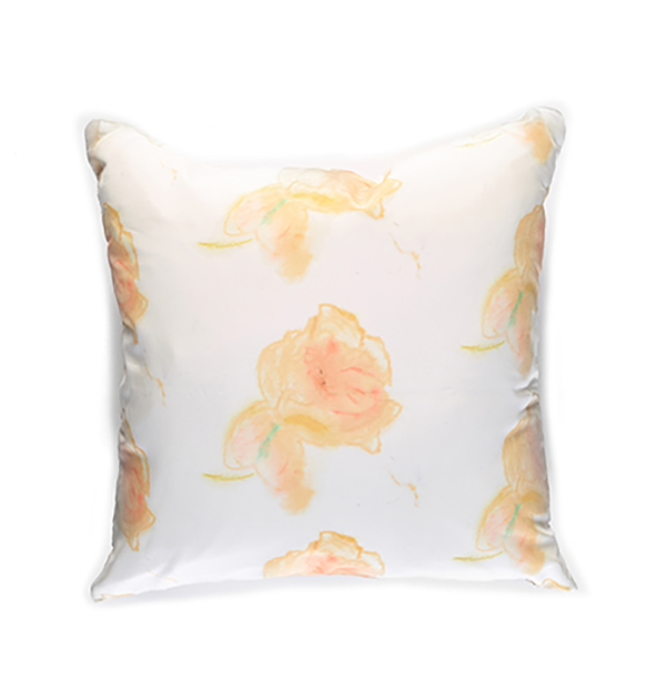 FRESH BLOOMS DECORATIVE PILLOW