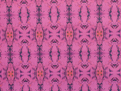 """Pink Fusion"" WRAPPING PAPER 26''X72'' Roll"