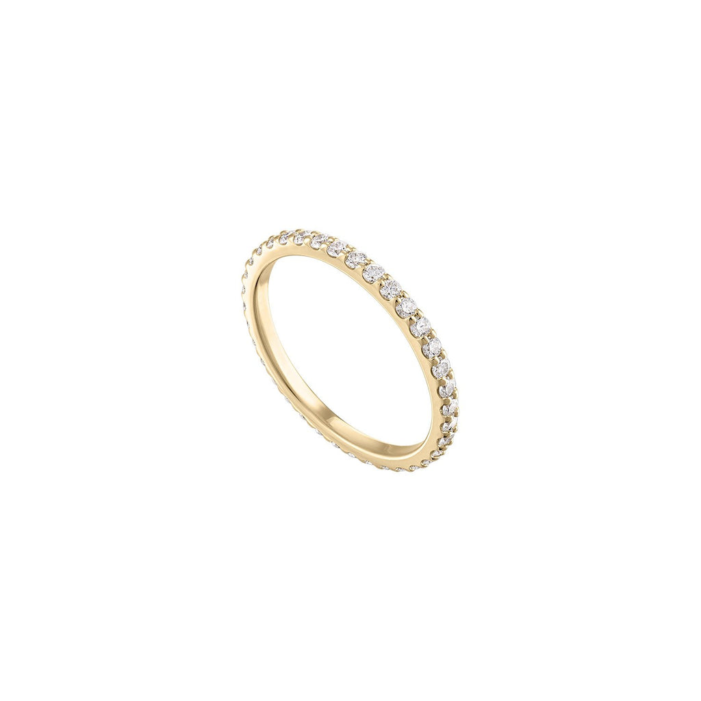Everyday Eternity Ring by Fewer Finer