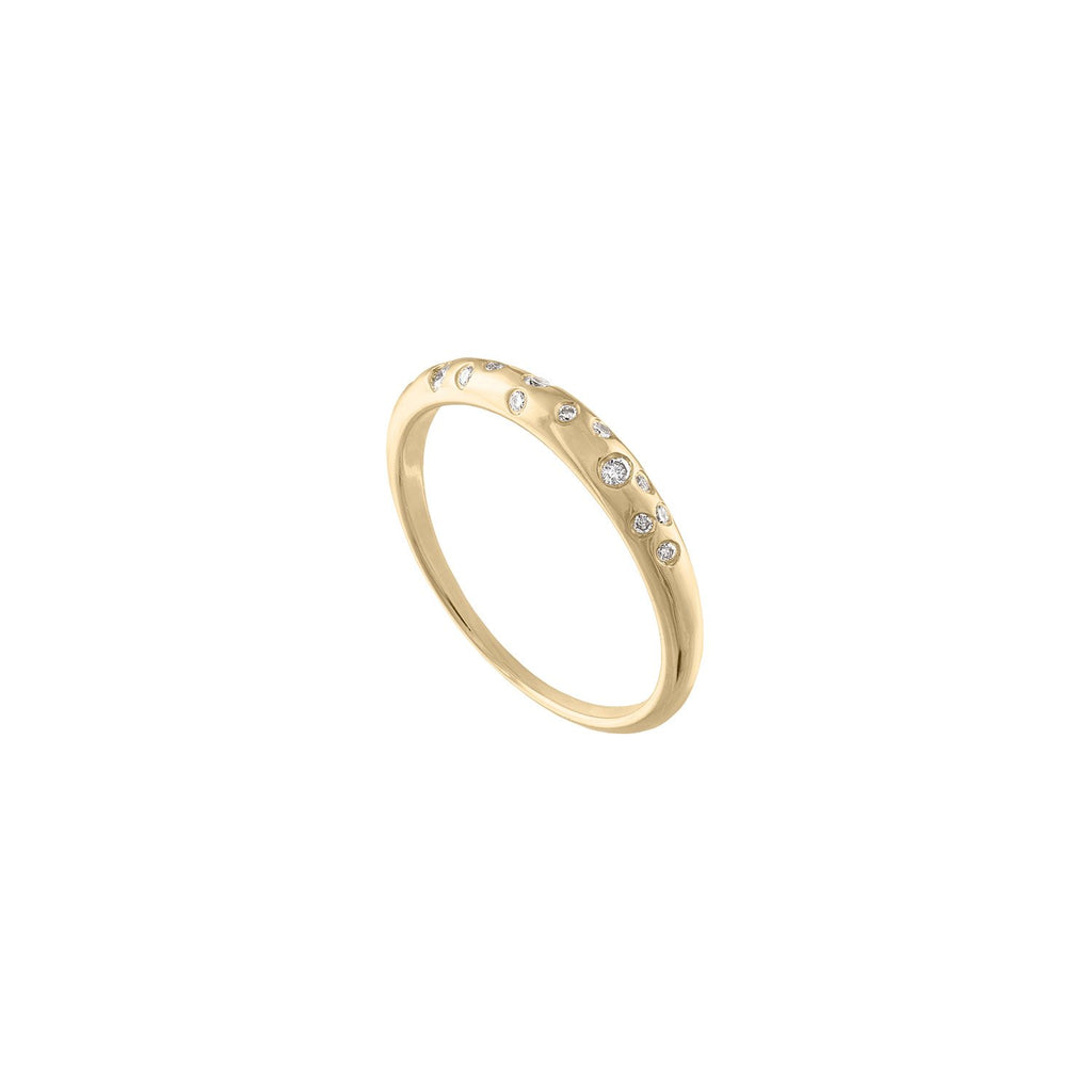 Fortnight Ring by Fewer Finer