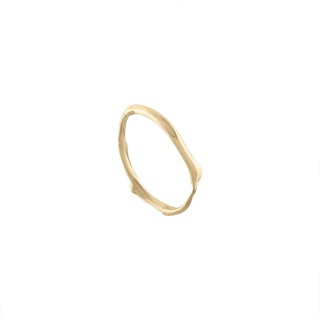 Twig Ring by Fewer Finer