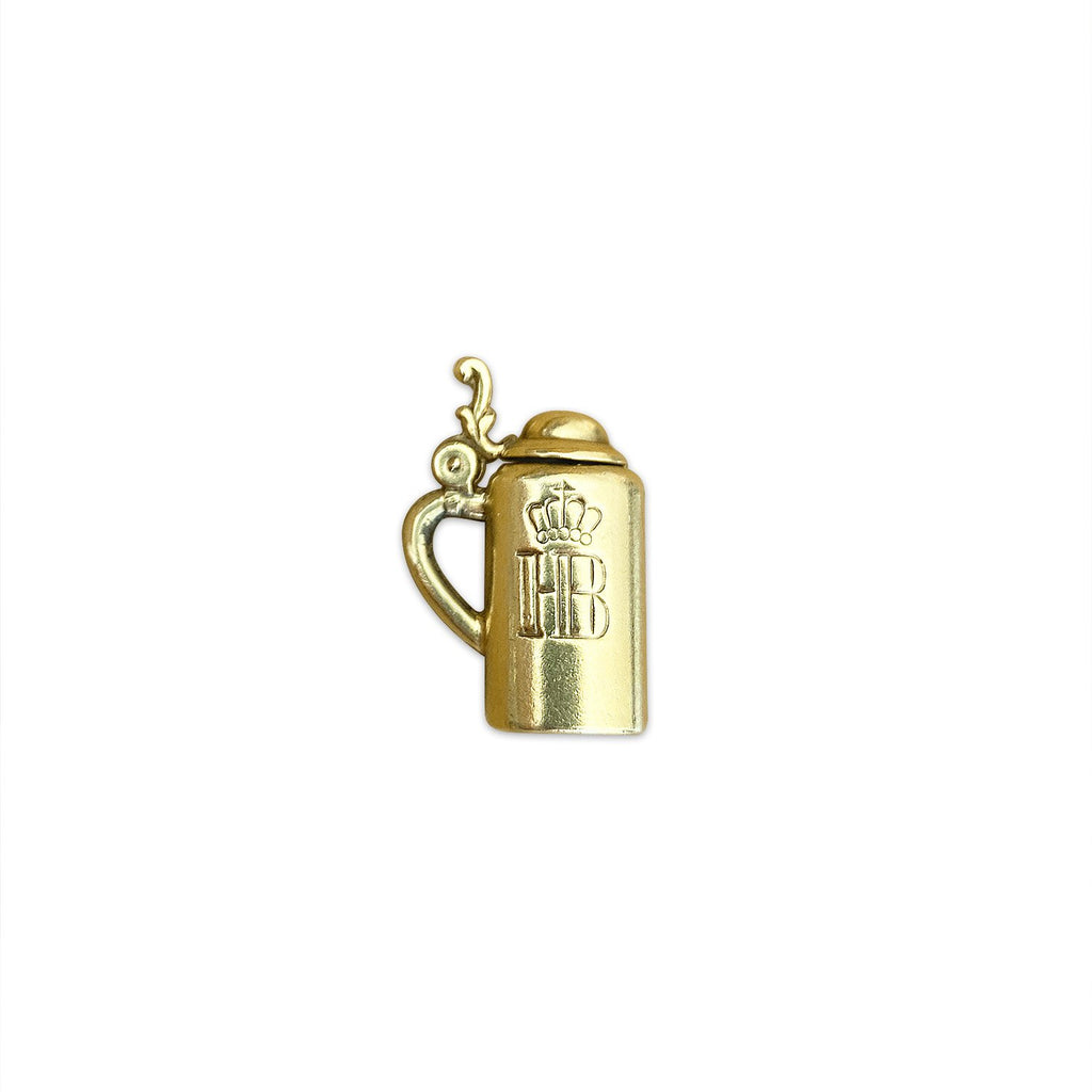 Vintage Beer Stein Charm by Fewer Finer