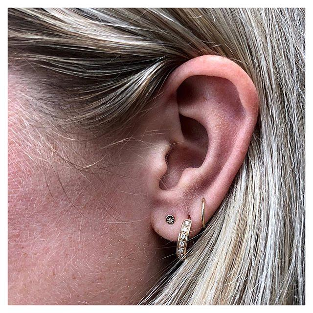 The Libstar Earring [product type] - Fewer Finer