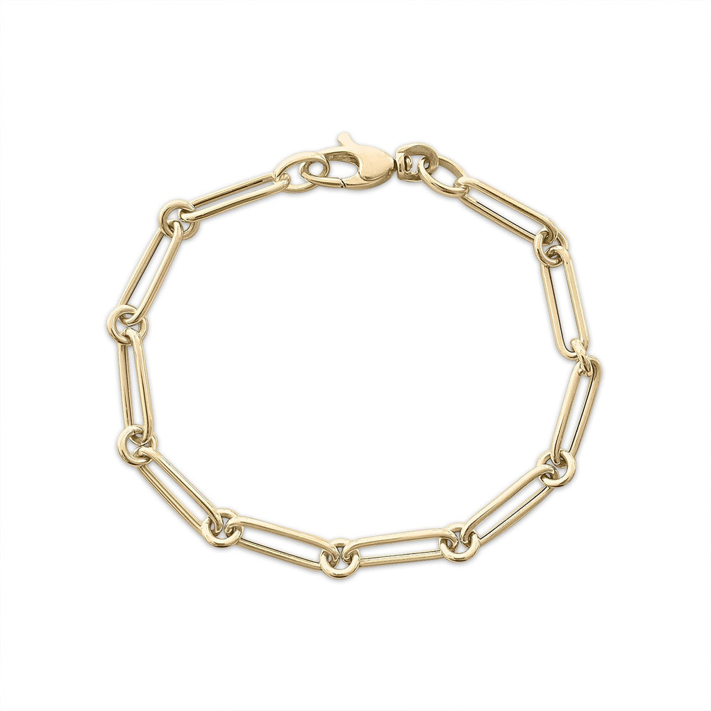 Love Me a Link Bracelet by Fewer Finer