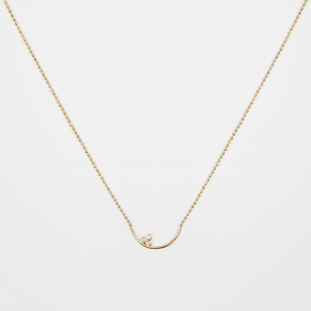 Robin Bird Necklace [product type] - Fewer Finer