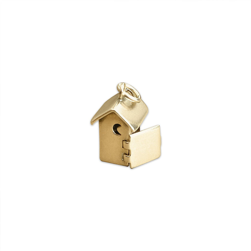 Vintage Outhouse Charm