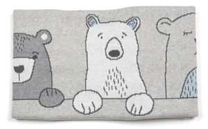 The Henry Bears Blanket
