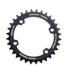 Load image into Gallery viewer, MagSuck Magnetic Narrow Wide Chainring 96BCD