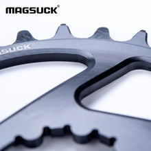 Load image into Gallery viewer, MagSuck Magnetic Narrow Wide Chainring for Sram GXP Boost