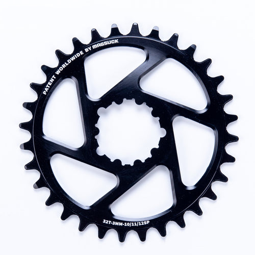 MagSuck Magnetic Narrow Wide Chainring for Sram GXP Boost