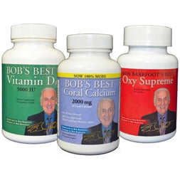 Bob's Best Coral Calcium Health Pack
