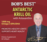 Antarctic Krill Oil with Astaxanthin