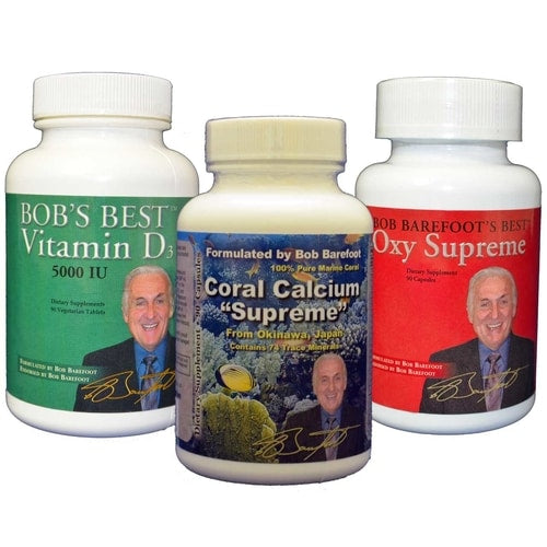 Coral Supreme Health Pack