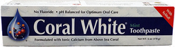 Coral White Toothpaste - Mint Flavor
