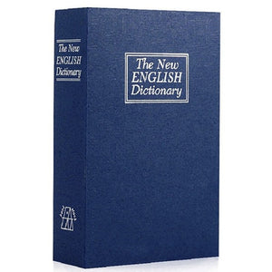 Dictionary Hidden Stash Book Box