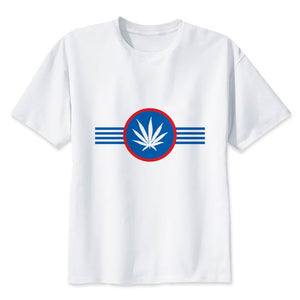 Cannabis Athletic T-Shirt