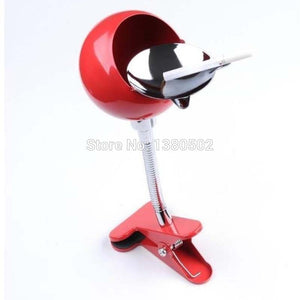 Clip On Cigarette Ashtray with Lid