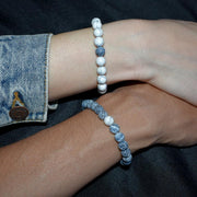 Bracelet couple rock