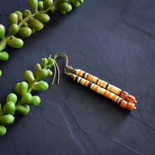 Load image into Gallery viewer, African Stix Multi-Colored Earrings (Choice of Colors)