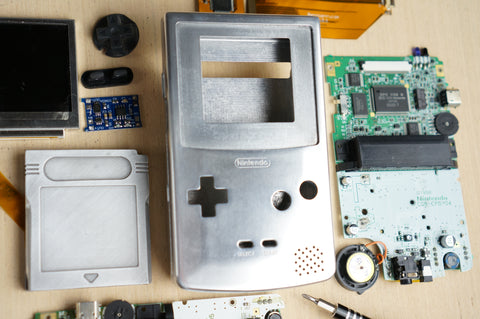 Gameboy Color Color Backlight Parts