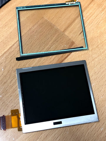 Macro Touch Screen Removal
