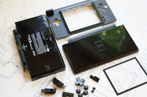 Nintendo DS Lite (NDSL) Replacement Shells