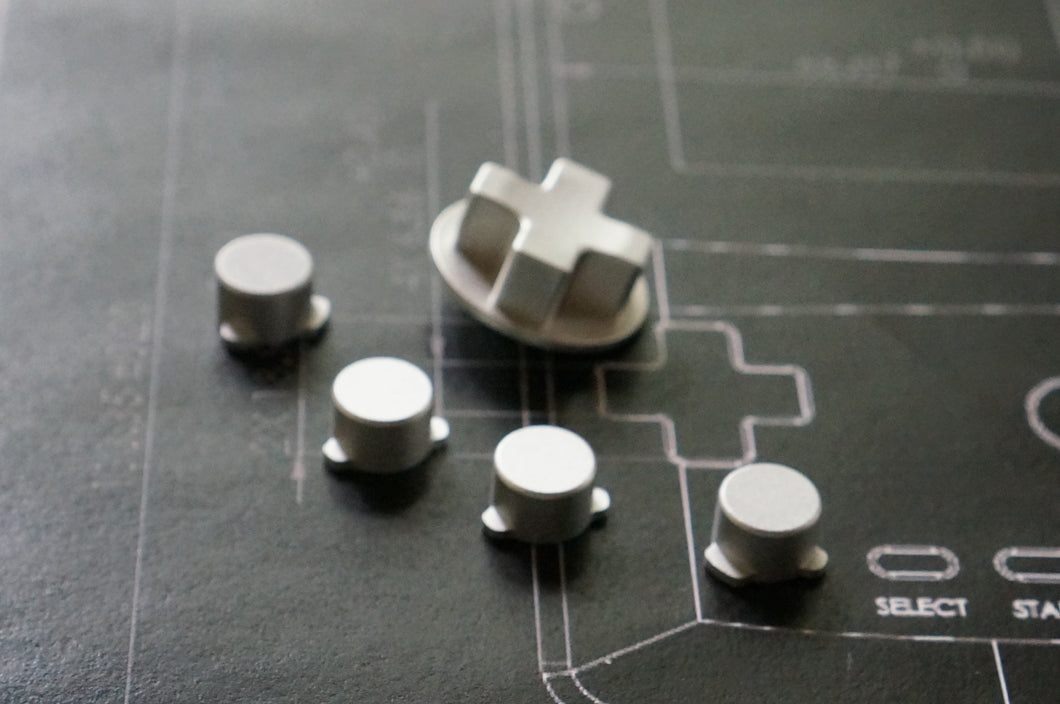 FreePlay Machined Buttons and Directional Keypad