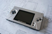 Custom Built Nintendo DS Lite Macro Aluminum Machined Shell