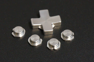 Nintendo Switch (Joycon) Machined Aluminum Buttons - Full Set