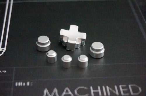 Game Boy Advance SP Unhinged - Buttons