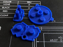Gameboy Advance Replacement Silicone Buttons