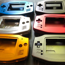 Game Boy Advance Aluminum Machined Shell+Anodize