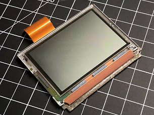 Game Boy Advance  LCD Genuine OEM Stock Replacement Screen