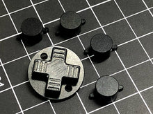 Game Boy (DMG) Machined Buttons and Directional Keypad