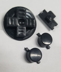 Game Boy Original (DMG) Replacement Plastic Buttons