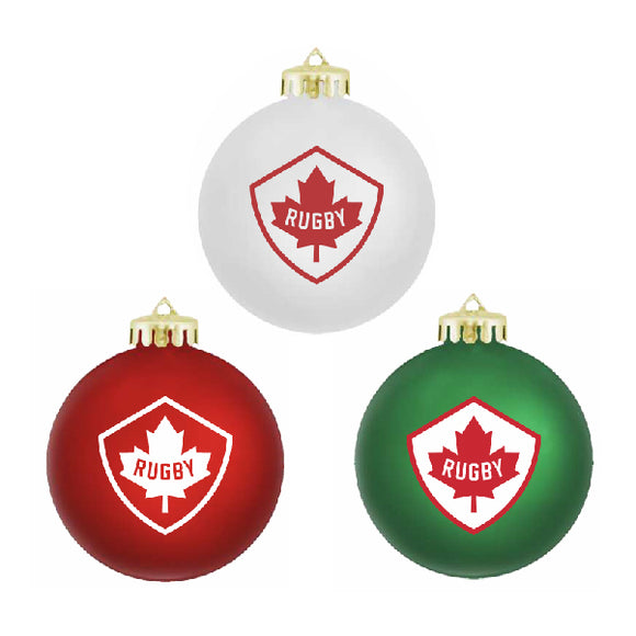 Tri-Pack Holiday Ornaments