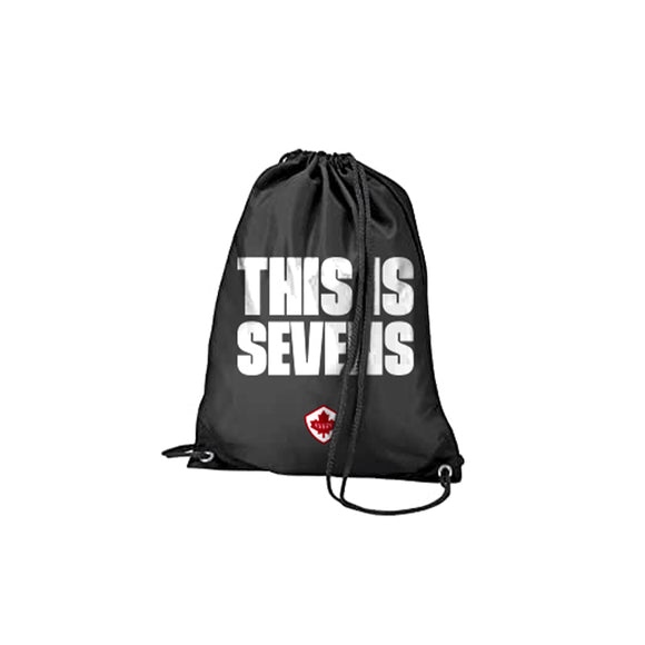 THIS IS SEVENS Drawstring Bag