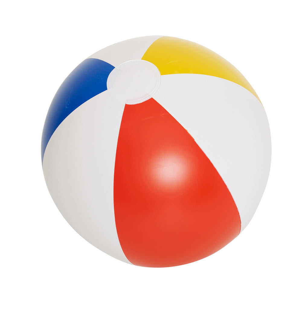 40cm Matt Beach Ball