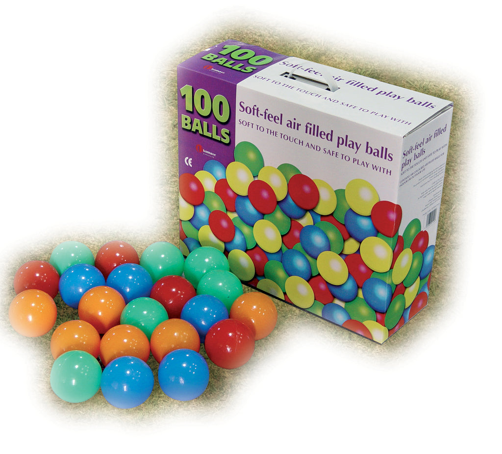 Game Balls (100 Per Carton)